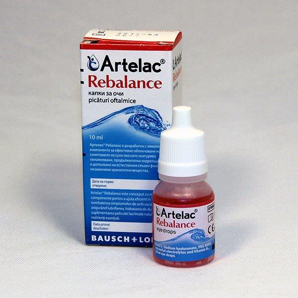 Artelac Rebalance szemcsepp 10 ml