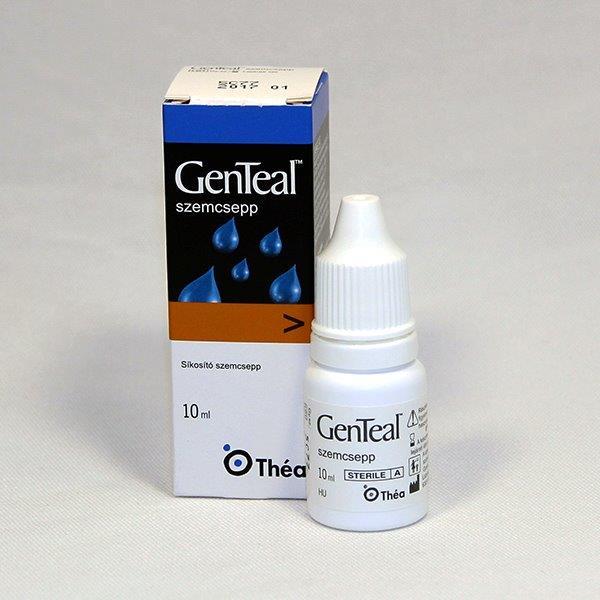 Gen Teal szemcsepp 10 ml