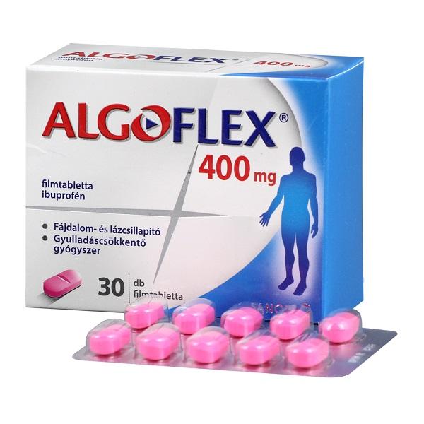 Algoflex 400 mg filmtabletta 30x126183 2016