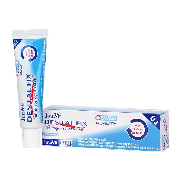 JutaVit Dental Fix műfogsorrögzítő krém