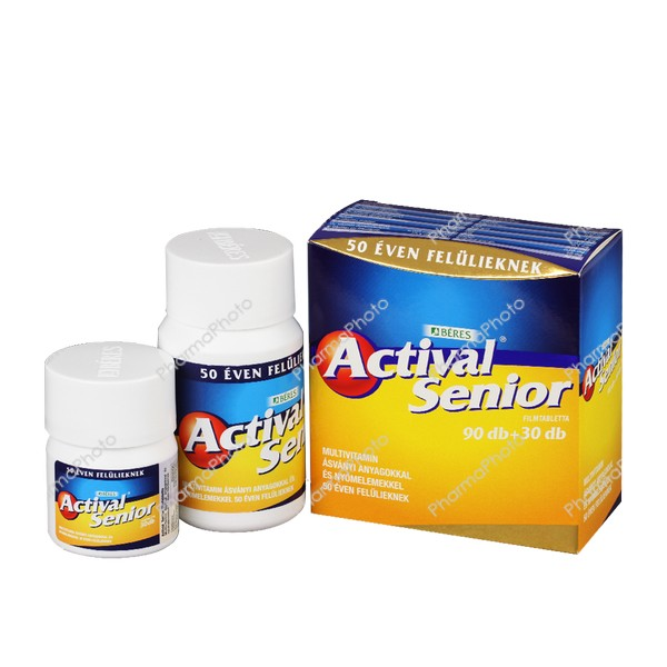 Actival Senior filmtabletta