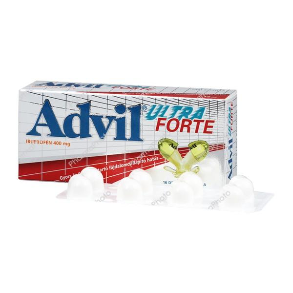Advil Ultra Forte lágy kapszula