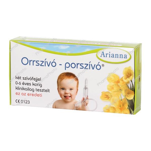 Orrszívó porszívó - Arianna