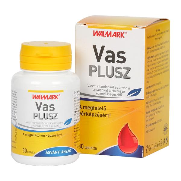 Walmark Vas Plusz tabletta