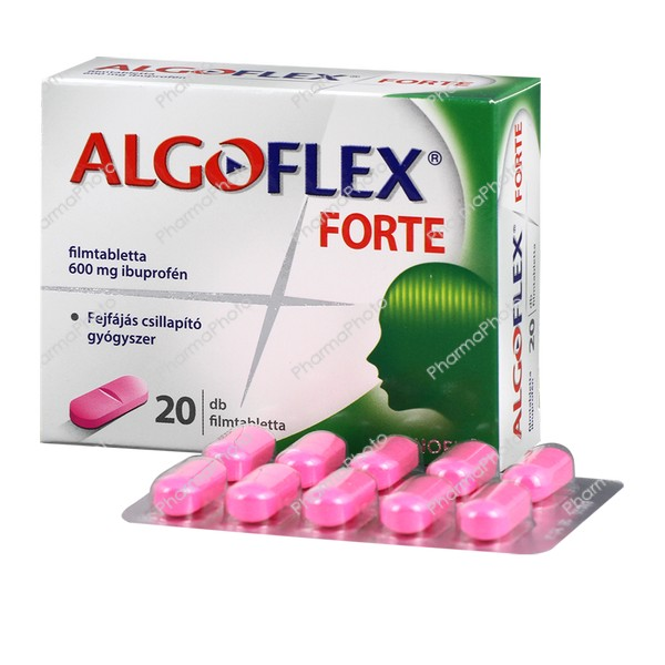 Algoflex forte filmtabletta 20x644403 2016 tn
