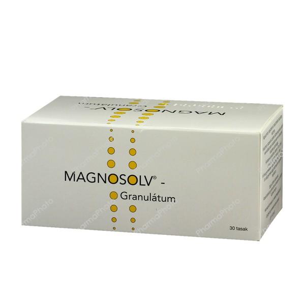Magnosolv granulatum 30x61 g236664 2016 tn