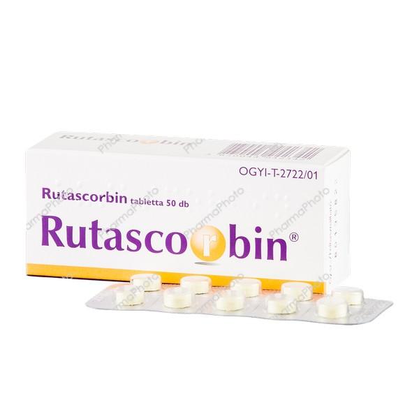 Rutascorbin tabletta 50x197075 2016 tn